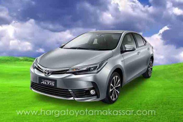 Toyota New Corolla Altis