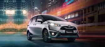 Toyota New Sienta