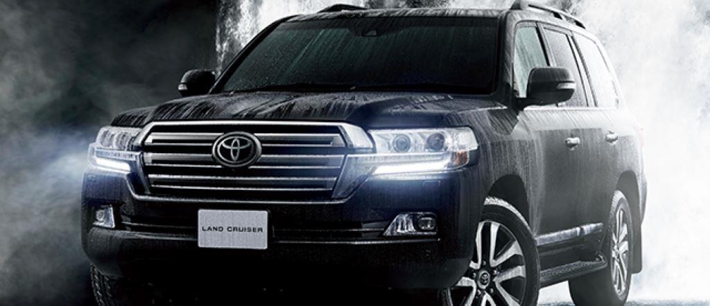 Rahasia Kekuatan Toyota Land Cruiser yang Melegenda